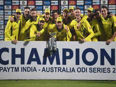 सीरीज जीतने से ऑस्ट्रेलिया को वर्ल्ड कप में फायदा होगा: कैटिच