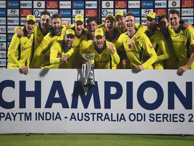 Series Jeetne Se Australia Ko World Cup Mein Faayda Hoga Kaitich