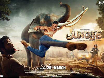 Release Hua 'Jangali Ka Ek Aur Dhamaakedaar Poster