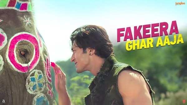 junglee movie video song fakeera ghar aaja