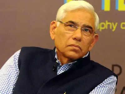 CoA Meeting Mein Uthaaya Jaaega Shreesant Ke Ban Ka Maamala Vinod Rai