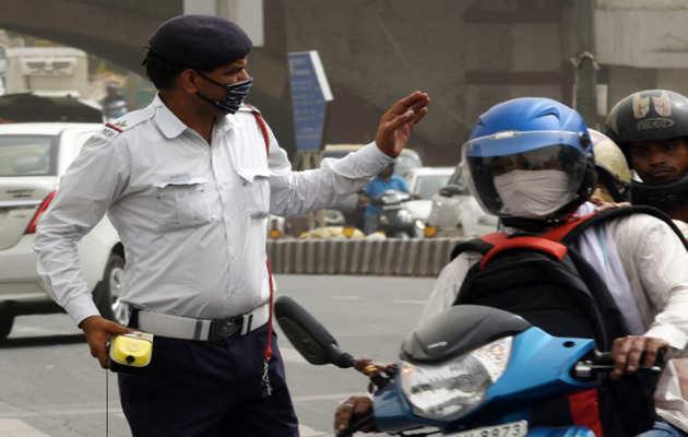 ट्रैफिक पुलिस ने स्टाफ के लिए जारी किया 'NO VIP CALLS' आदेश
