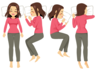 world sleep day what your sleeping position says about you