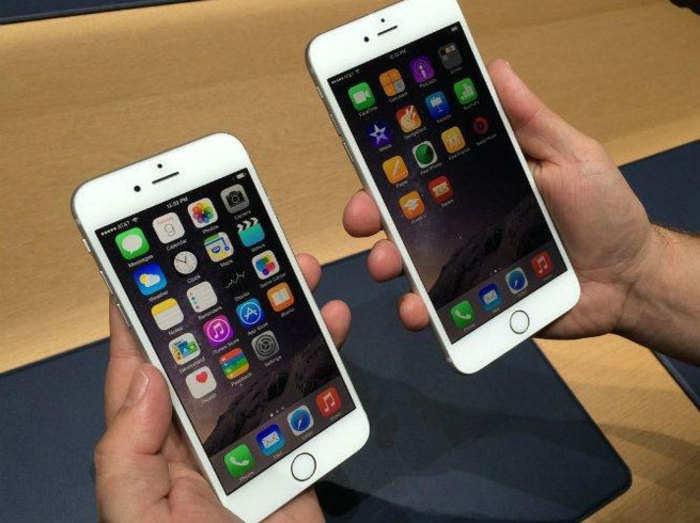 भारत में आईफोन 6, आईफोन 6 प्लस की बिक्री बंद करेगी Apple