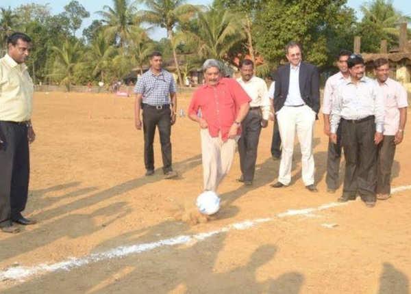 फुटबॉल फैन थे बीजेपी के दिग्गज नेता