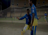 ms dhoni once again chased by a fan during chennai super kings practice match