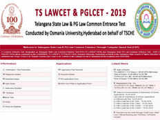 ts lawcet 2019 online application begins apply here