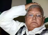 authorities of birsa munda jail conducted a routine check in the hospital ward of jailed lalu yadav at riims says senior police official