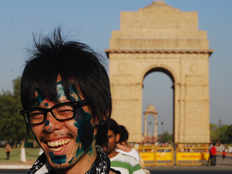 holi festivities at different destinations in india