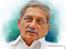 mathura and vrindavan widows did not celebrate holi due to the demise of parrikar