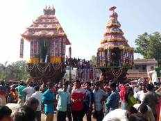 perur patteeswarar swamy aalyam car festival 2019