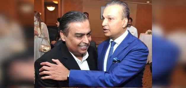 मुकेश ने 550 करोड़ रुपये बकाया चुका अनिल अंबानी को जेल जाने से बचाया