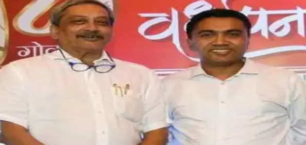 प्रमोद सावंत बने गोवा के CM, मनोहर पर्रिकर के मार्गदर्शन में उतरे थे राजनीति में