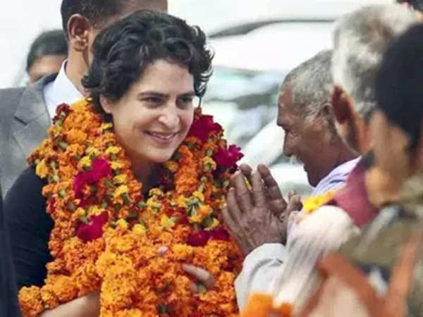 priyanka gandhi is a christian do not let her enter kashi vishwanath temple saints