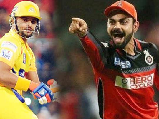 IPL-2019-virat-and-raina