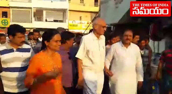 nandyal mp spv reddy election campaign as independent