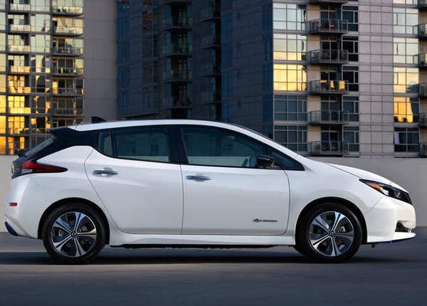 ​Nissan Leaf E Plus