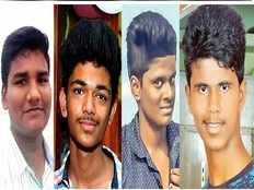 after finishing 12th std public exam 4 students took bath in sea died unfortunately in cuddalore