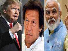 warns pakistan against terror ,Narendra Modi ,Donald Trump,आतंकवाद,अमेरिका,पाक,चेताया,भारत,हमला,बड़ी परेशानी