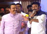 rajasekhar fires on naresh at maa swearing in ceremony event