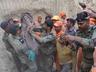boy fallen into a 60 feet deep borewell in balsamand village has been rescued