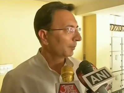 BJP में शामिल होने की खबरों के बीच मीडिया से बचते दिखे कांग्रेस नेता जितिन प्रसाद