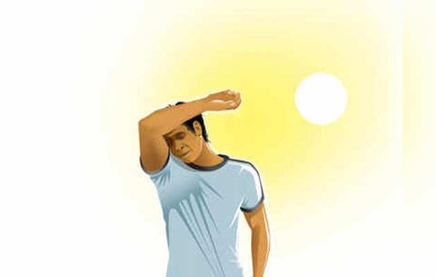अगले  6 दिनों में दिल्ली के तापमान में 5°C की वृद्धि की संभावना
