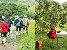 explore this beautiful and adventurous place kudremukh