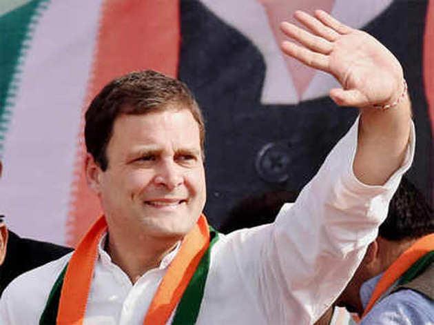 दो सीटों से चुनाव लड़ सकते हैं राहुल गांधी