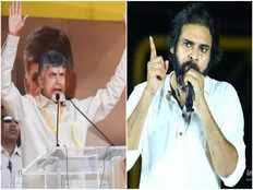 ysrcp leaders complaint to election commission against chandrababu pawan kalyan
