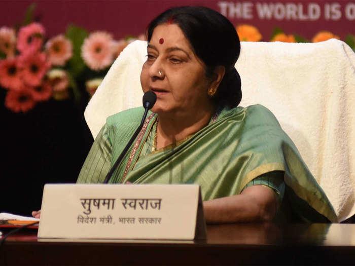 सुषमा ने मामले पर मांगी रिपोर्ट