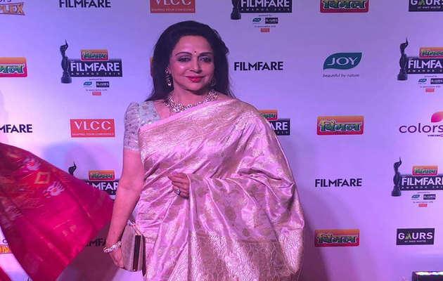 Filmfare 2019: हेमा मालिनी को लाइफटाइम अचीवमेंट अवॉर्ड