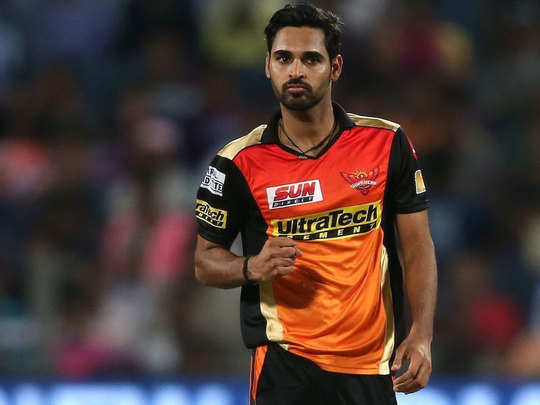 bhuvneshwar kumar captaincy debut: IPL 2019: भुवनेश्वर कुमार पहली बार कर  रहे कप्तानी, डेविड वॉर्नर की हुई वापसी - ipl 2019, kkr vs srh: bhuvneshwar  kumar makes captaincy debut for sunrisers ...