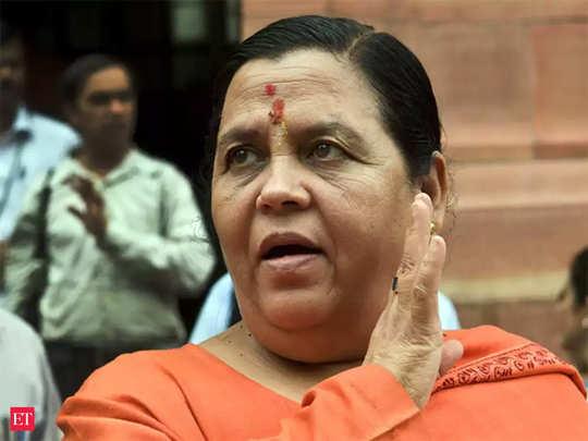 उमा भारती (फाइल फोटो)
