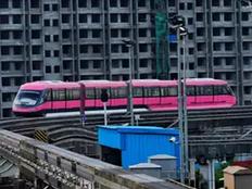 inauguration of mumbai monorail phase ii helps travel through mumbai in no time