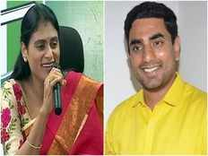 reasons behind ys sharmila to start election campaign from mangalagiri
