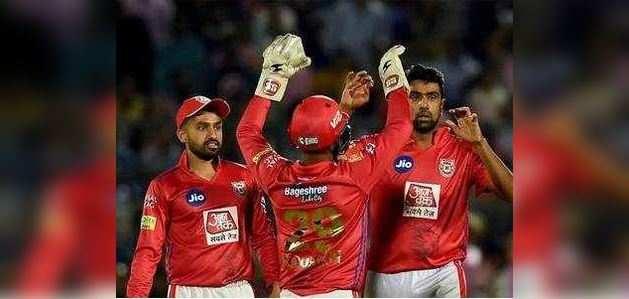 आईपीएल: किंग्स इलेवन पंजाब ने राजस्थान रॉयल्स को 14 रन से हराया