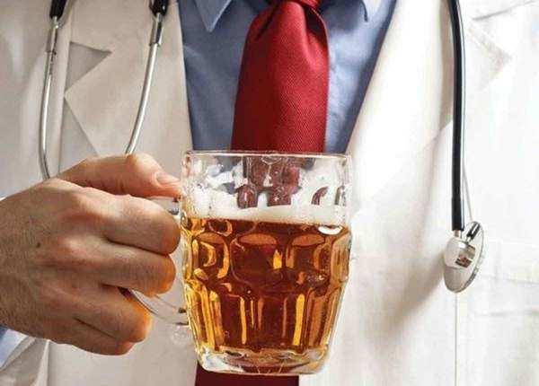 बीयर से बची जान
