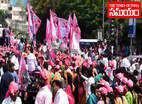 వీడియో: సాయి యాదవ్ నామినేషన్కు భారీగా కార్యకర్తలు