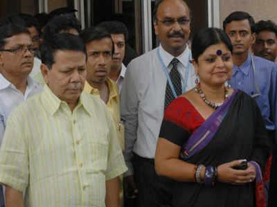 कांग्रेस नेता दीपा दास मुंशी