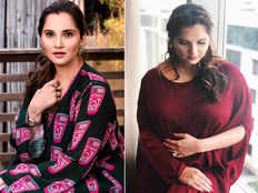 lifestyle this is how tennis star sania mirza lost 22 kgs in 5 months after pregnancy