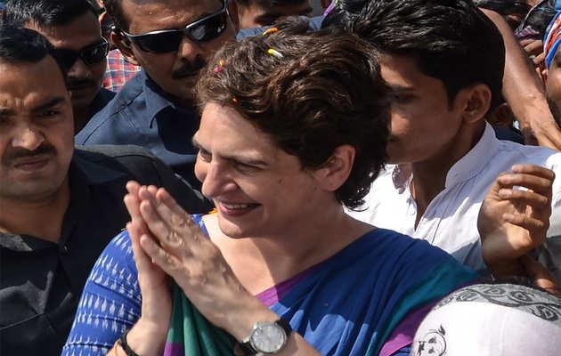प्रियंका ने यूपी चुनाव 2022 के लिए कार्यकर्ताओं को तैयार करने का कहा