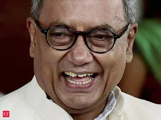 कांग्रेस नेता दिग्विजय सिंह (फाइल फोटो)