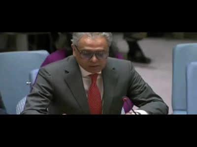 टेरर फंडिंग को लेकर भारत ने UN में पाकिस्तान को घेरा