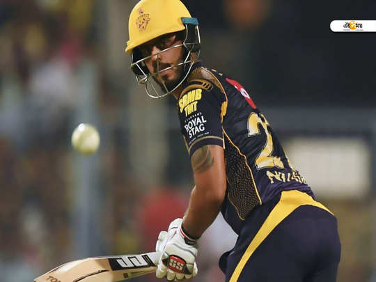 ipl 2019 nitish rana scored his second fifty of the season against kxip to take the orange cap away from rishabh pant
