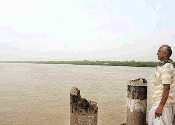 भारत की खारे पानी की एकमात्र नदी