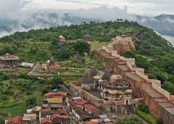 भारत की सबसे बड़ी दीवार