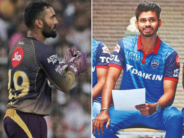 आज दूसरा मैच दिल्ली और कोलकाता के बीच खेला जाएगा।