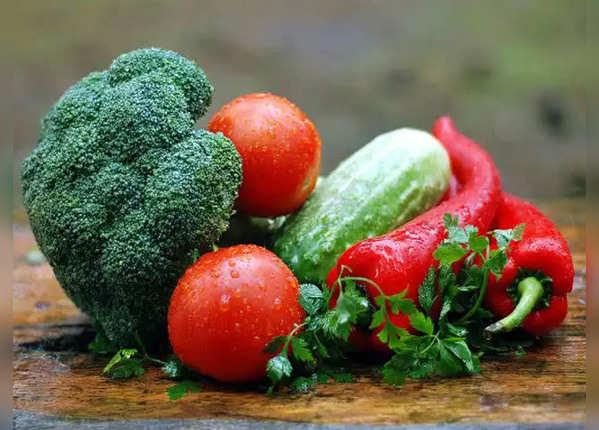 पोटेशियम से भरपूर सब्जियां