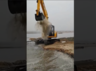 jcb pouring water by itself due to summer heat funny video